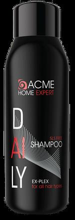 Шампунь для всех типов волос, ACME Home Expert Daily SLS Free, 500 мл., Увлажняющий