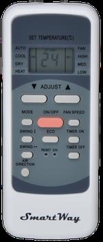 Кондиционер SmartWay SAF/SAN-E07FLRw