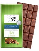 Молочный шоколад с лесными орехами Weinrichs 1895 100г