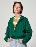 Куртка Jennyfer Зеленый 04kangob