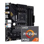 Процессор AMD Ryzen 7 PRO 4750G 3.6-4.4GHz + Cooler Box