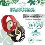 PARA'KITO GRAFFIC Браслет Репеллент против комаров