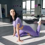 Костюм 3 ка для йоги, пилатеса размер S