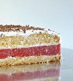 Торт Red line