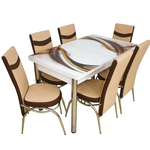Комплект Келебек ɪɪ 278 + 6 стульев