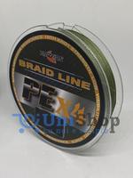Шнур BRAID LINE X4 OR 150м 0,20мм