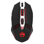 Mouse Marvo M112 Gaming, Black