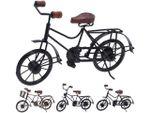 Велосипед 36X20cm, металл, черный, 3 модели
