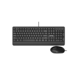 Клавиатура + мышь Canyon SET-14, Black