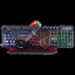 Клавиатура + мышь + наушники + коврик Marvo CM409 Gaming