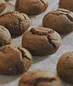 Печенье веганское Брауни без глютена, 100 г