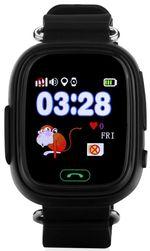 Детские умные часы Wonlex GW100/Q80 Black