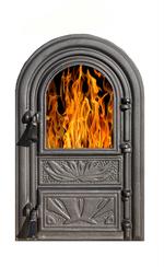 Дверь для печи Fagure