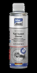 Hybrid fuel system cleaning  Sistemul de curățare a sistemului de combustibil hibrid