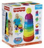 Fisher Price пирамида из чашек, код W4472