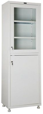 Шкаф металлический Hilfe MD-1 1760 R