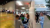 Alegerile în SUA: Peste 1.700 de persoane au votat până acum la Chicago