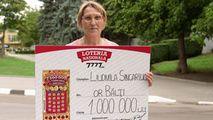 """Loteria: Primul milion din biletul """"Super Loto+"""" ajunge la o pensionarăⓅ"""