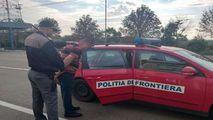 Moldovean dat în căutare de poliția română, reținut la frontieră