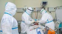 1.172 de cazuri active în Moldova: Câți pacienți sunt intubați