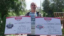 Loteria: O familie își va lua mașină datorită biletului Football Stars Ⓟ