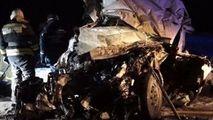 Coliziune pe o autostradă în Rusia: 12 morți și 12 răniți