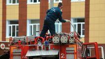 Incendiu la o fabrică de praf de puşcă din Rusia: 7 morţi și 9 dispăruţi