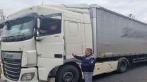 Un moldovean a încercat să treacă frontiera română cu un permis fals