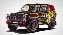 Niva revine în Raliul Dakar după o pauză de 35 de ani