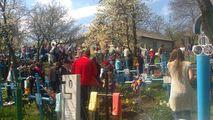 Cimitirele din raionul Cantemir vor fi deschise de Paștele Blajinilor