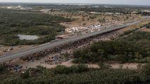 Criză la frontiera Texas-Mexic: Niciun migrant sub podul din Del Rio