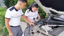 Un SUV de 100.000 de euro căutat în Italia, confiscat. Cum arată