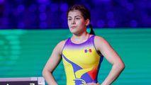 Anastasia Nichita a cucerit medalia de bronz la Campionatele Europene