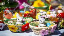 Pregătirile de sărbătorile Pascale, în toi: Târguri în toate sectoarele