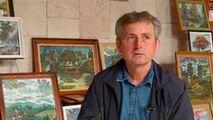 Povestea unui pictor care a ales viața la sat pentru a preda arta