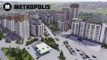 Metropolis City: Grădiniță pentru 200 copii în noul sector european Ⓟ