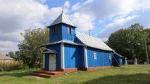 Biserica din lemn din satul Rotunda va fi restaurată după 30 de ani