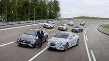 Daimler va investi 40 de miliarde de euro în electrificarea gamei