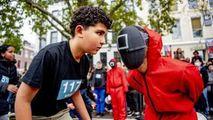 Squid Game: Câțiva copii au fost răniți încercând să recreeze o scenă