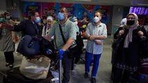 Cei 13 moldoveni, evacuați din Fâșia Gaza, au ajuns la Kiev