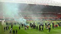 Partida Manchester United - Liverpool, amânată din cauza suporterilor