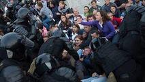 Năstase: Dosar împotriva polițiștilor care au evacuat pretestatarii