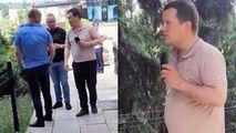 Ceartă cu pumni în fața Preturii Buiucani: Agresorul ar fi un avocat