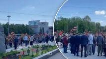 Marșul Memoriei de 9 mai la Chișinău: Primele imagini din PMAN