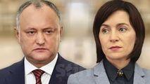 Sondaj: Cine era cel mai popular politician din Moldova în aprilie 2021