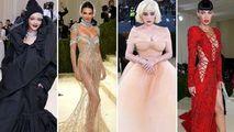 Starurile au defilat la cea mai importantă seară din lumea modei