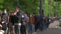 Cozi imense în Germania, după ce serul AstraZeneca a devenit accesibil