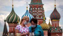 Primarul Moscovei decretează o săptămână de vacanţă din cauza COVID-19
