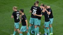 Primul meci din România la EURO 2020: Austria a învins Macedonia de Nord