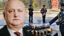 Dodon, despre decizia de a stinge temporar Focul veșnic: Rușine